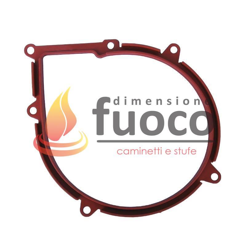 Guarnizione anteriore aspiratore fumi dimensione fuoco for Duerre stufe a pellet