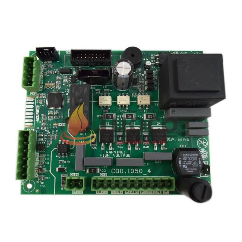scheda elettronica micronova i050 dimensione fuoco